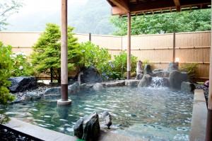 正しい温泉の入浴方法