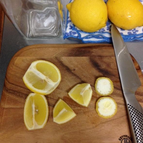 塩レモン1