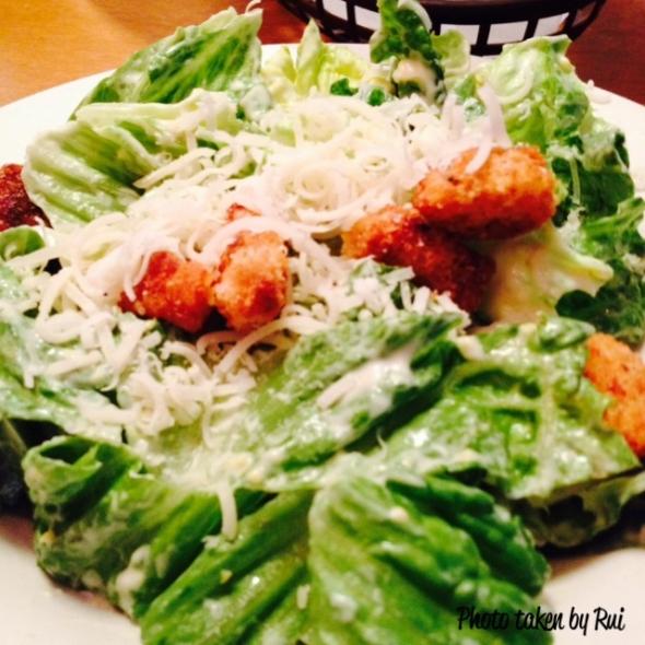 Texas Roadhouse ceaser salad