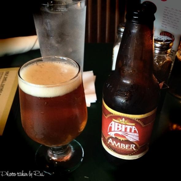 Amber beer