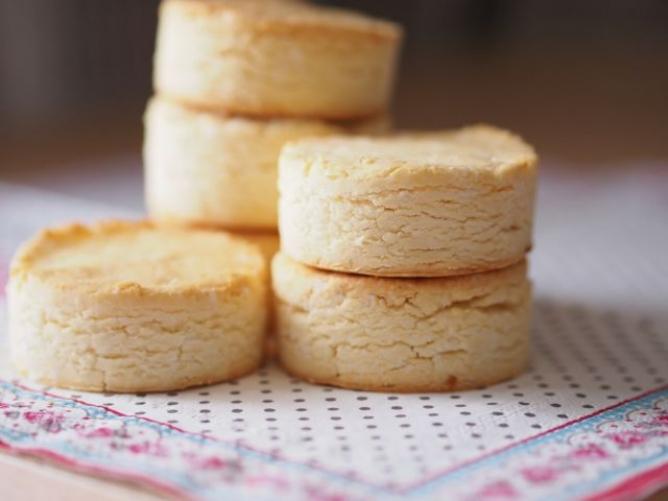 米粉 スコーン レシピ