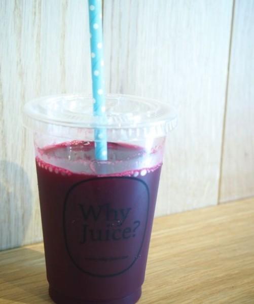 Why Juice?ジュース