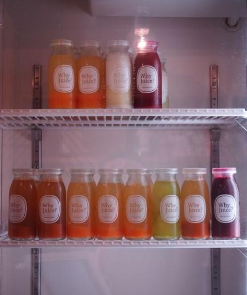 Why Juice?ボトル