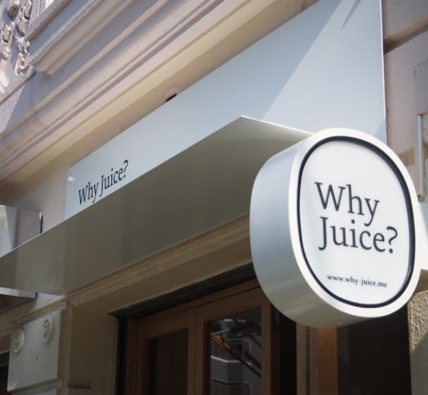 Why Juice?エントランス