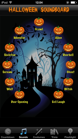Halloween! music