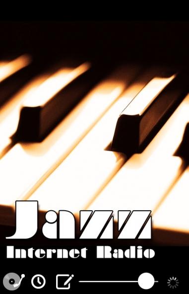 インターネットラジオ アプリ JAZZ メイン