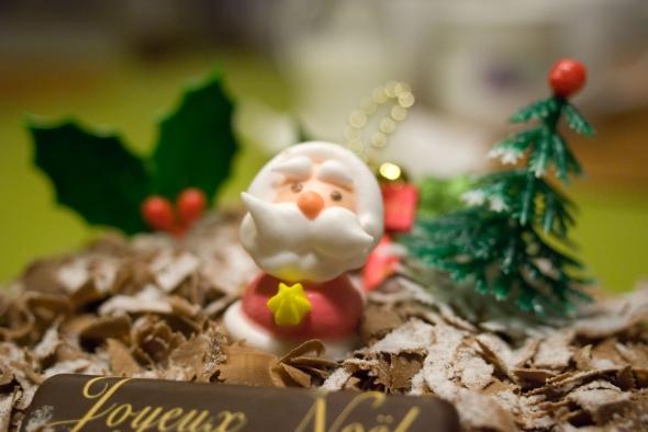 クリスマス ケーキ メイン