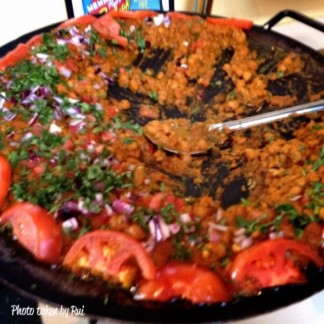 vegitable curry