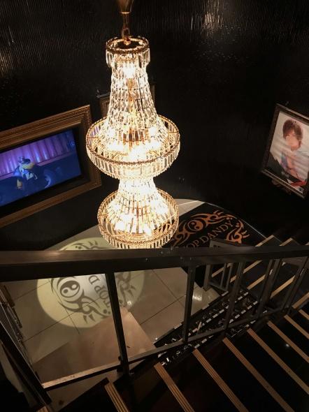トップダンディ階段