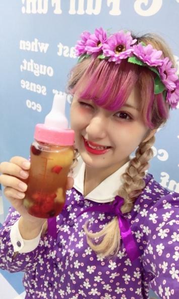 しなこ&哺乳瓶ソーダ