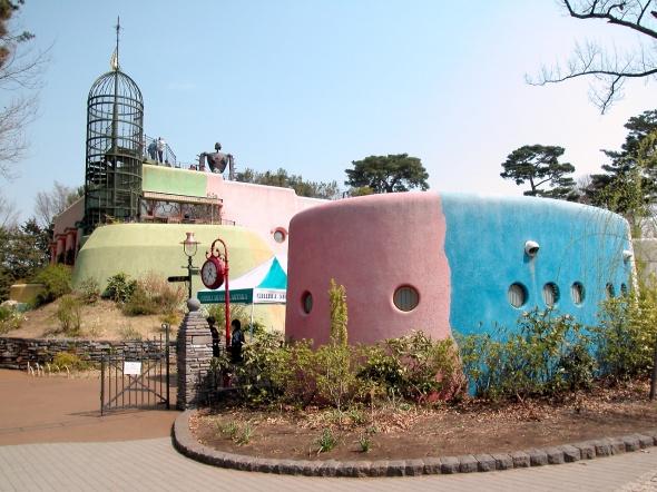 三鷹市立アニメーション美術館