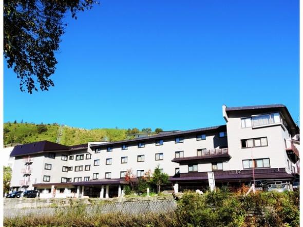 志賀高原ホテル一望閣